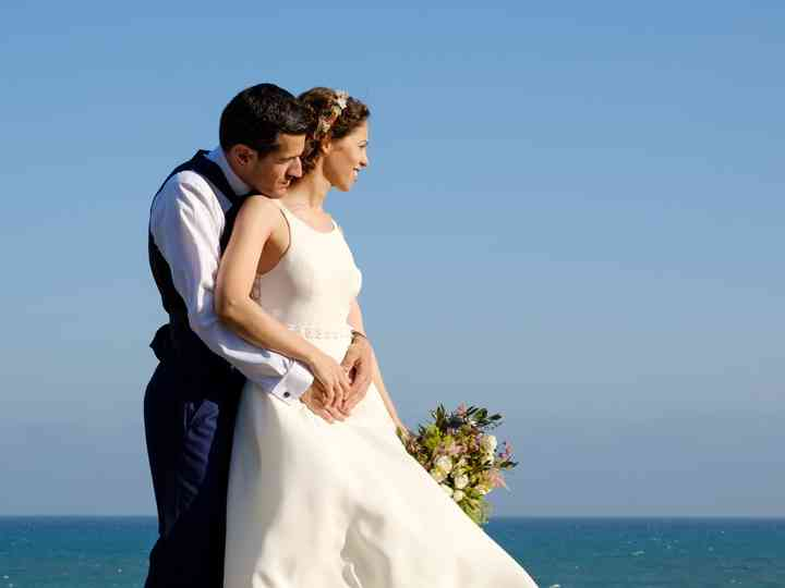 La boda de Natàlia y Joan