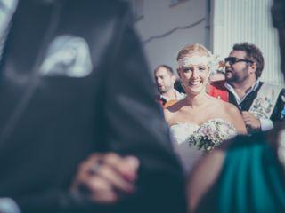 La boda de Tanya y Dino 2