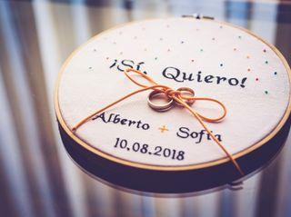 La boda de Sofia y Alberto 2