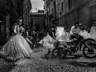 La boda de Irene y Pere
