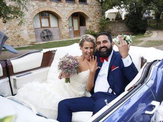 La boda de Marcos y Sandra