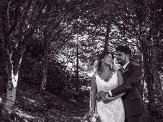 La boda de Asun y Guille