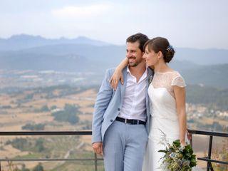 La boda de Gisela y Pep