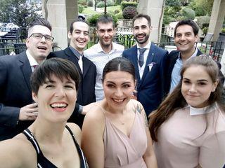 La boda de Erika y Isusko  2
