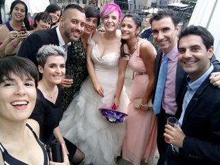 La boda de Erika y Isusko  3