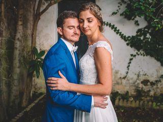 La boda de Marie y Nicolás