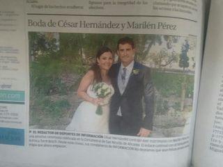 La boda de Marilen y Cesar 3