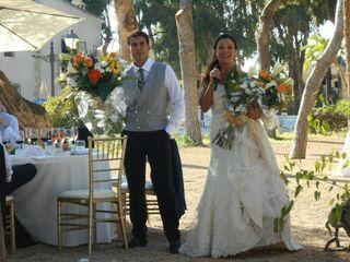 La boda de Marilen y Cesar