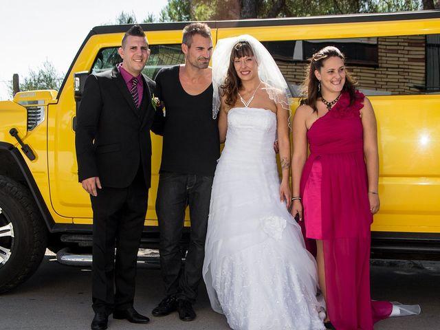 La boda de Cristina y Sebastian en Cubelles, Barcelona 1