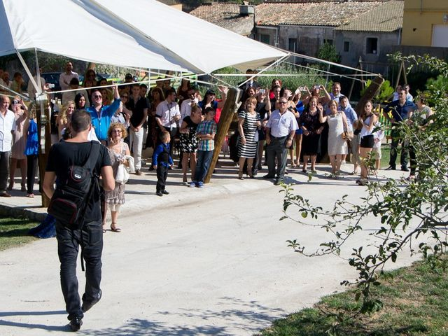 La boda de Cristina y Sebastian en Cubelles, Barcelona 5