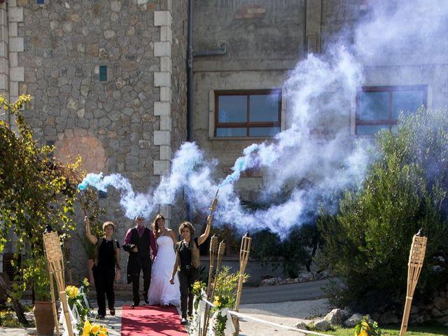 La boda de Cristina y Sebastian en Cubelles, Barcelona 6