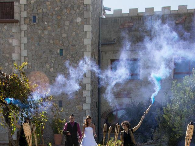 La boda de Cristina y Sebastian en Cubelles, Barcelona 7