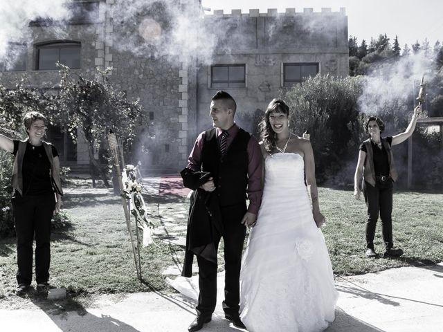 La boda de Sebastian y Cristina
