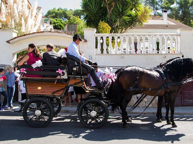 La boda de Cristina y Sebastian en Cubelles, Barcelona 2