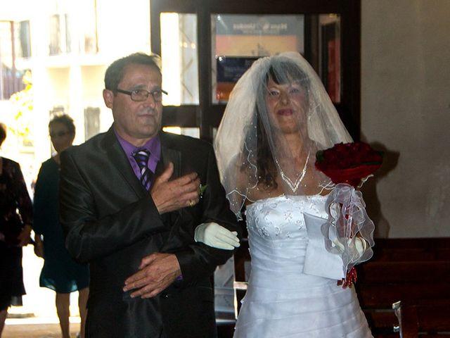 La boda de Cristina y Sebastian en Cubelles, Barcelona 10