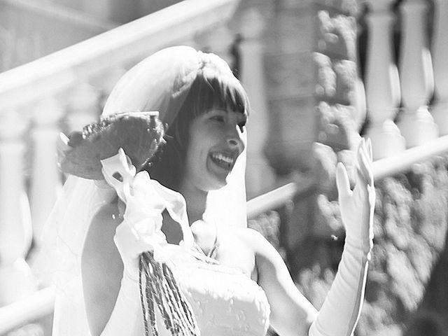 La boda de Cristina y Sebastian en Cubelles, Barcelona 11