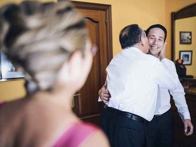 La boda de Óscar y Sheila en Altafulla, Tarragona 5