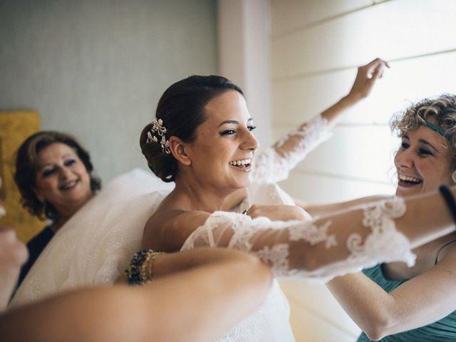 La boda de Óscar y Sheila en Altafulla, Tarragona 10