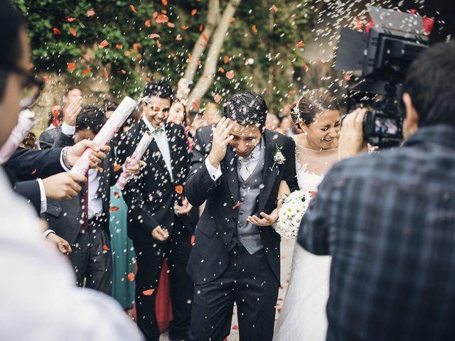 La boda de Óscar y Sheila en Altafulla, Tarragona 17