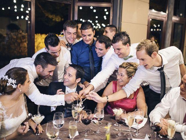 La boda de Óscar y Sheila en Altafulla, Tarragona 24
