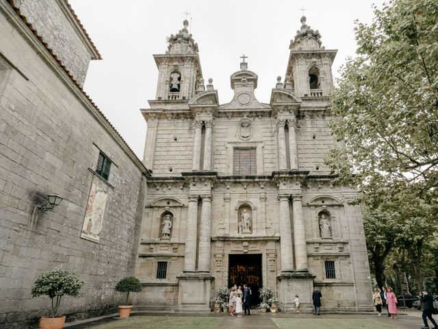 La boda de Alex y Sara en Pontevedra, Pontevedra 12