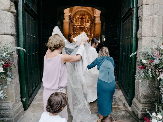La boda de Alex y Sara en Pontevedra, Pontevedra 15