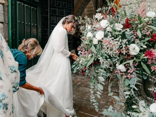 La boda de Alex y Sara en Pontevedra, Pontevedra 16