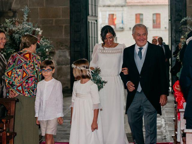 La boda de Alex y Sara en Pontevedra, Pontevedra 19