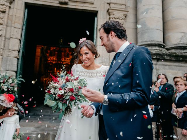 La boda de Alex y Sara en Pontevedra, Pontevedra 35