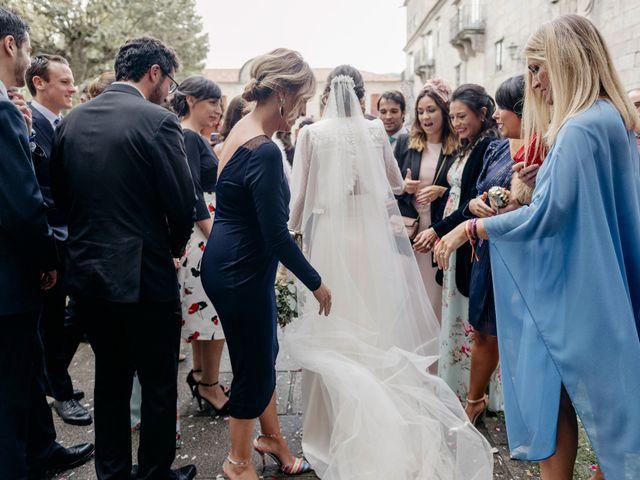 La boda de Alex y Sara en Pontevedra, Pontevedra 38
