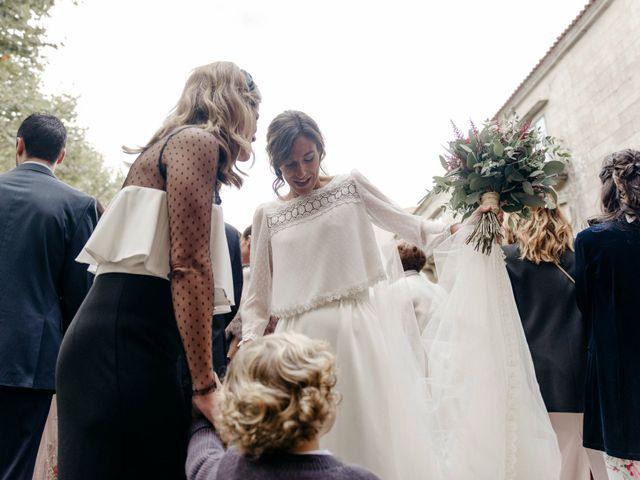 La boda de Alex y Sara en Pontevedra, Pontevedra 40