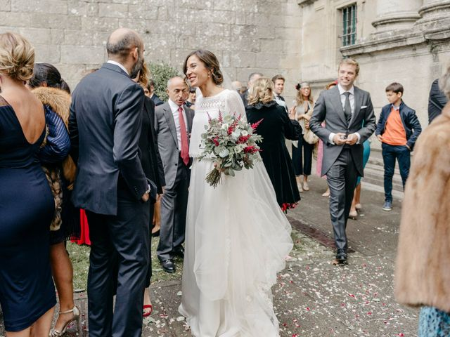 La boda de Alex y Sara en Pontevedra, Pontevedra 41