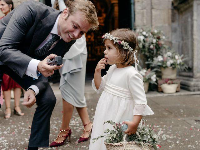 La boda de Alex y Sara en Pontevedra, Pontevedra 44
