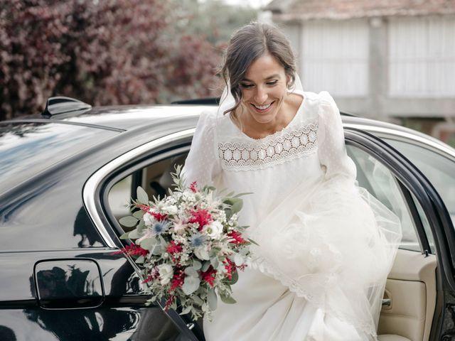 La boda de Alex y Sara en Pontevedra, Pontevedra 45