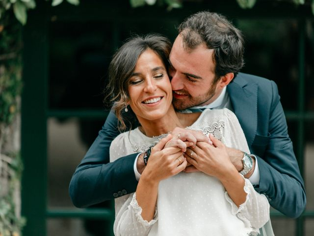 La boda de Alex y Sara en Pontevedra, Pontevedra 49