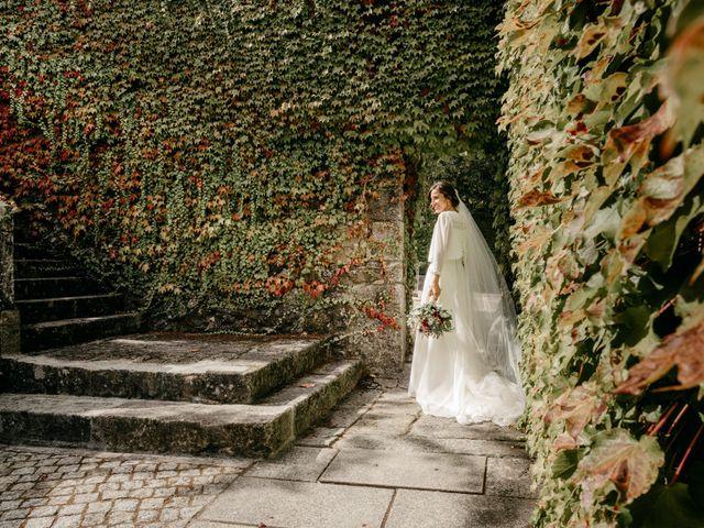 La boda de Alex y Sara en Pontevedra, Pontevedra 53