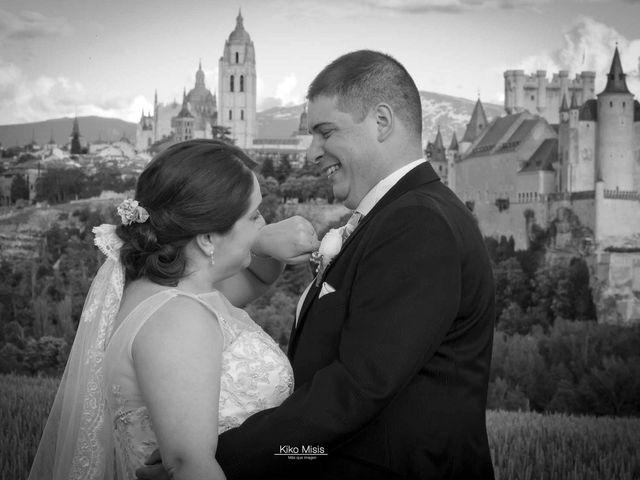 La boda de José luis y Isabel en Segovia, Segovia 1