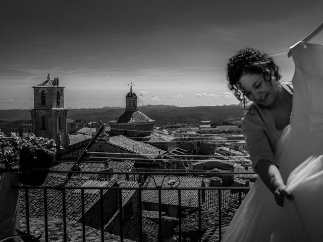 La boda de Pere y Irene en Horta De Sant Joan, Tarragona 4