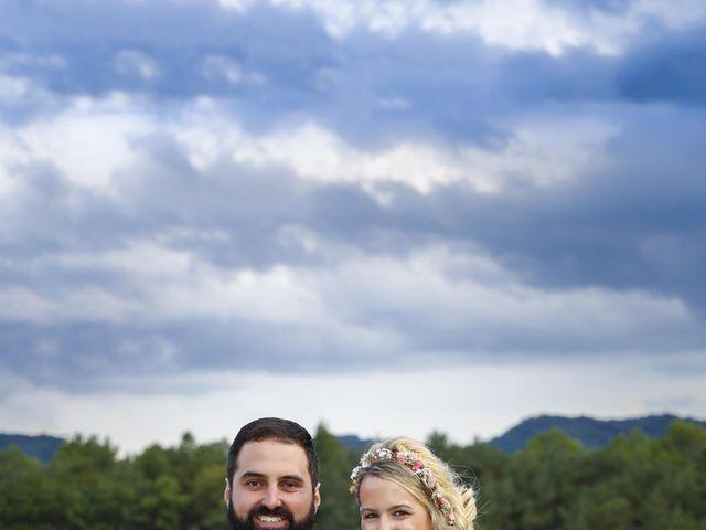 La boda de Sandra y Marcos en Besalu, Girona 3
