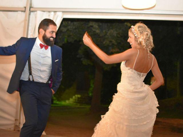 La boda de Sandra y Marcos en Besalu, Girona 6