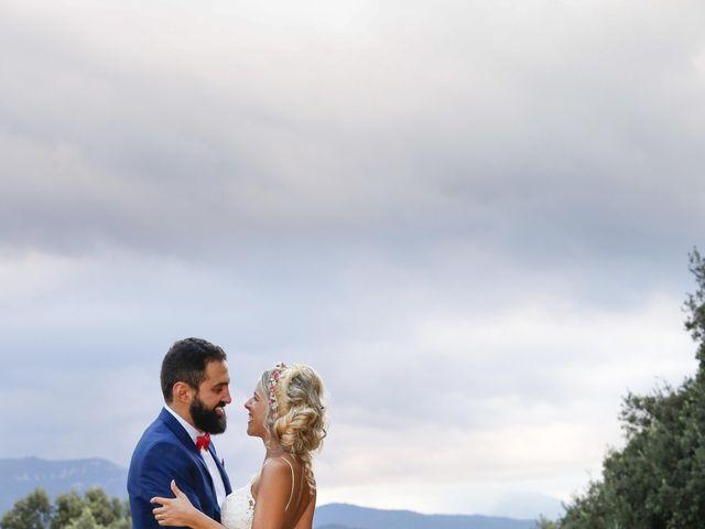 La boda de Sandra y Marcos en Besalu, Girona 2