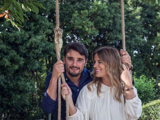 La boda de Guille y Asun en Laxe, A Coruña 2