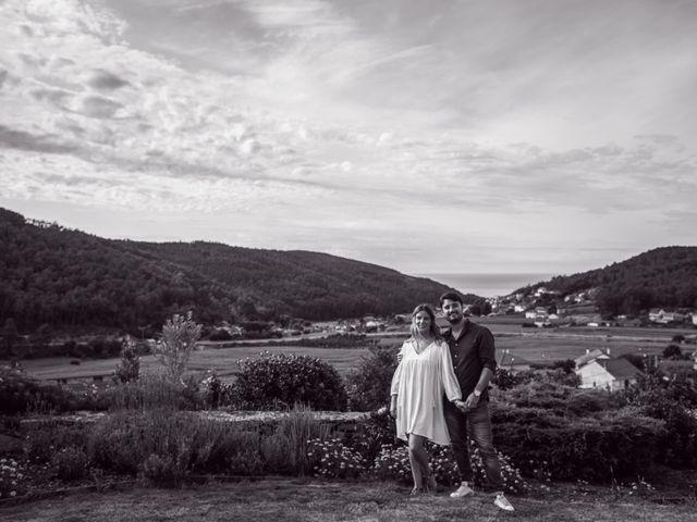 La boda de Guille y Asun en Laxe, A Coruña 4