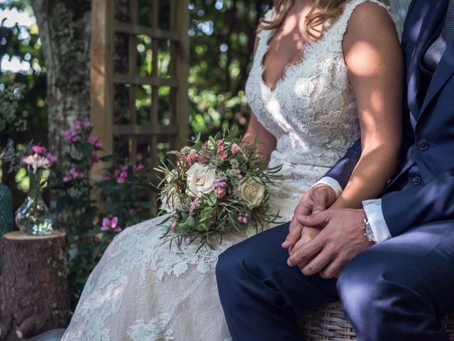 La boda de Guille y Asun en Laxe, A Coruña 22