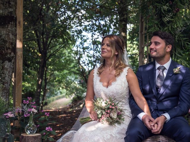 La boda de Guille y Asun en Laxe, A Coruña 23