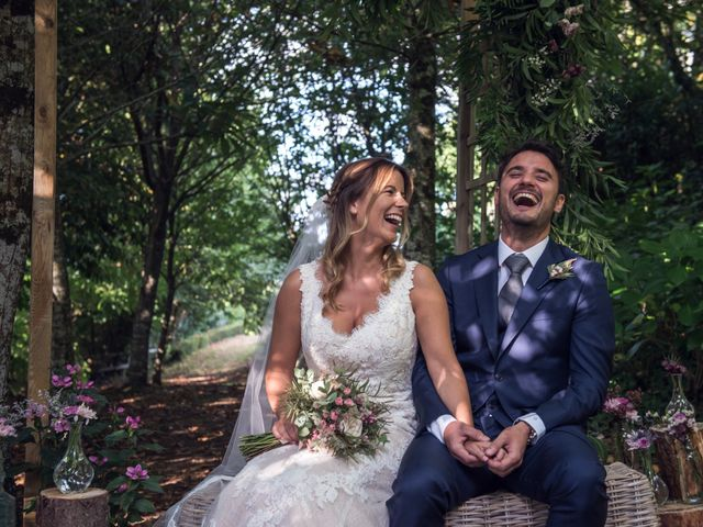 La boda de Guille y Asun en Laxe, A Coruña 24