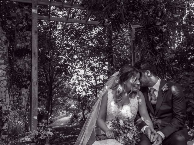 La boda de Guille y Asun en Laxe, A Coruña 25