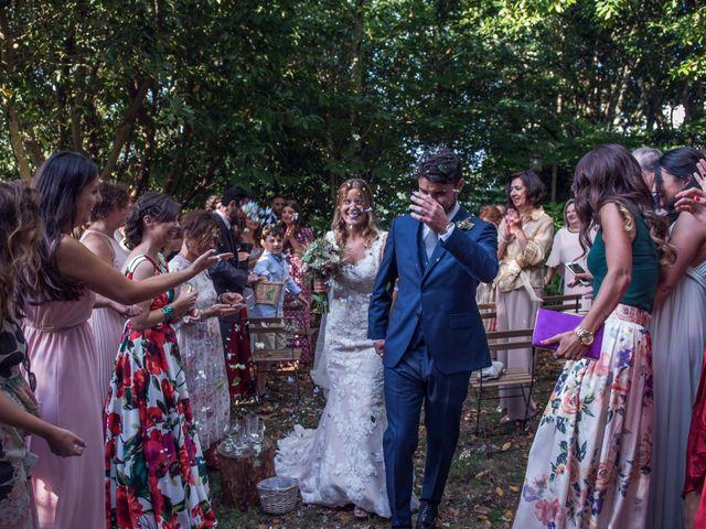 La boda de Guille y Asun en Laxe, A Coruña 31