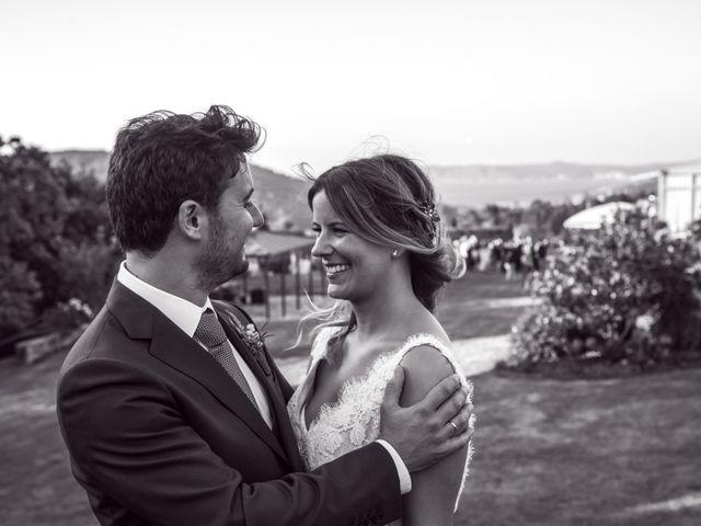 La boda de Guille y Asun en Laxe, A Coruña 41
