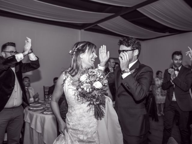 La boda de Guille y Asun en Laxe, A Coruña 47